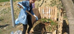 SAÜ'de ''Sen de Çöpünü Dönüştür' projesinin saha çalışması tamamlandı