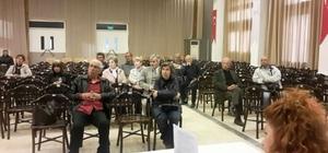 Ayvalık Kent Konseyi Genel Kurulu yapıldı