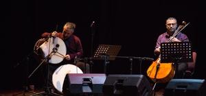 Sufi müzik dünyasına yolculuk