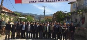Çerçioğlu'nun tesis hamlesi sürüyor