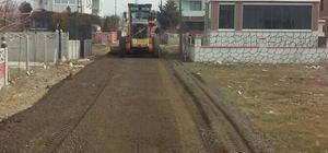 Marmaraereğlisi Belediyesi'nin yol bakım ve onarım çalışmaları