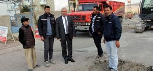 İncesu Belediye Başkanı Zekeriya Karayol hizmet kalitesini artırmak için gece gündüz çalışıyor