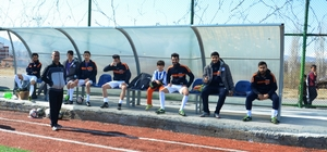 Arguvan Belediyespor'da İnönü Üniversitesi maçı hazırlıkları sürüyor
