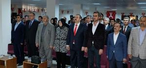 SÜ'de 15 Temmuz'dan 16 Nisan'a Yeni Türkiye Yolunda konferans düzenlendi