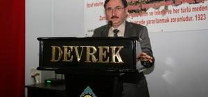 Devrek TSO Konya'ya tarım fuar gezisi düzenleyecek