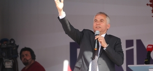 Zolan, Acıpayam'da Cumhurbaşkanlığı Hükümet Sistemini anlattı