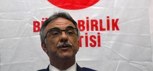 BBP Genel Başkan Yardımcısı Karabulut: