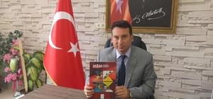 """Beyşehir Milli Eğitim'den """"Mem'uriyetten Mem'nuniyete"""" isimli dergi"""