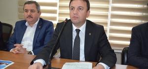 """AK Parti'li Uçar: """"Fatsa'dan güçlü bir 'evet' çıkacağına inanıyorum"""""""