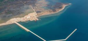 """""""Kuzey Ege Çandarlı Limanı Türkiye'nin geleceğinin projesi"""""""