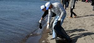 Aliağa'da kıyı temizliği seferberliği