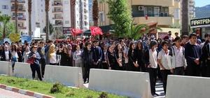 """Kozan'da """"Bayrak ve Şehitlerimiz"""" temalı yürüyüş"""