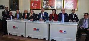 CHP'den referandum öncesi değerlendirme