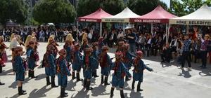 Söke'de Turizm Haftası kutlamaları
