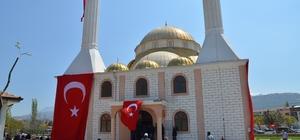 Ayşe Hatun Camii ibadete açıldı