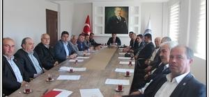 Süloğlu'nda referandum güvenlik toplantısı