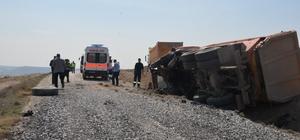 Günyüzü'nde trafik kazası, 1 kişi hayatını kaybetti