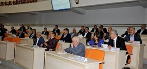 Nisan Ayı Meclis Toplantısı 2. Birleşimle devam etti