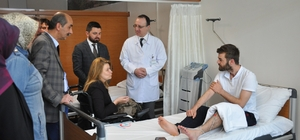 İznik Devlet Hastanesi'nde tomografi cihazı hizmete girdi