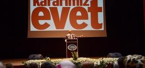 Çevre ve Şehircilik Bakanı Mehmet Özhaseki Develi ilçesini ziyaret etti