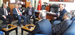 Yunanistan Yassıköy Belediyesinden İpsala Belediyesine ziyaret