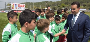 Bornova Karması U12 Cup'ta