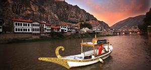 Açık hava müzesi gibi şehir: Amasya