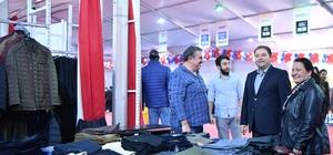 Maltepe'de ünlü markalara ait ürünler uygun fiyata alıcılarını bekliyor