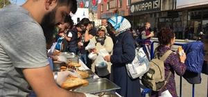 """Sancaktepe'de """"Hamsi Festivali"""""""