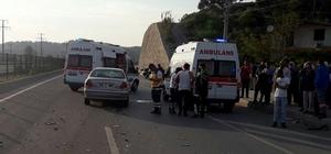 Muğla'da trafik kazası: 1 ölü, 2 yaralı