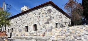 Balaban Paşa restorasyon çalışmalarında sona yaklaşıldı