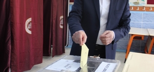AK Parti Nevşehir milletvekilleri oylarını kullandı