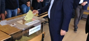 Milletvekili Fakıbaba oyunu Birecik'te kullandı