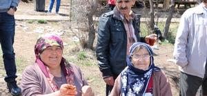 Yozgat'ta oyunu kullanan vatandaşlar piknik alanlarına akın etti