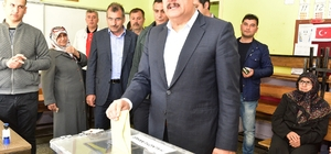 Başkan Gürkan oyunu kullandı