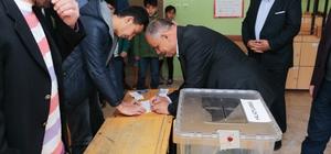 """Başkan Öztürk: """" 16 Nisan asrın seçimi"""""""