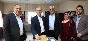 Adapazarı Belediye Başkanı Süleyman Dişli oyunu kullandı