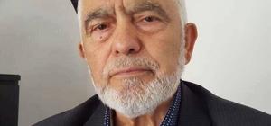 İslam Kültür Merkezi Fatih Camiinin emektar imamı Mehmet Ören hayatını kaybetti