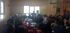 Büyükşehir Belediyesi Doğanyol'da çiftçilere eğitim verdi