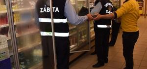İncirliova'da işyerleri denetleniyor