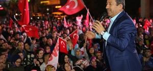 Darıca güçlü Türkiye'ye evet dedi