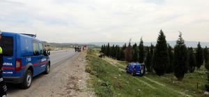 Denizli'de yol kenarında kadın cesedi bulundu