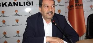 """AK Partili Fehimoğlu: """"Bingöl Türkiye'de kendisinden bahsettirecek bir unvan kazandı"""""""