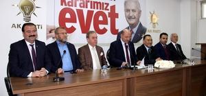 Başkan Ali Çetinbaş: Teşekkürler Kütahya, teşekkürler Türkiye