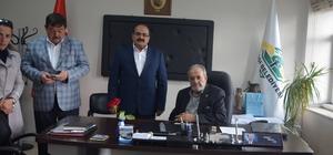 Milletvekili Uslu'dan Kargı'ya doğalgaz müjdesi