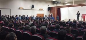 Aydemir: 'Sana minnettarız Erzurum'