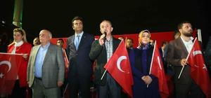 İstanbul'da  en çok 'Evet' Bağcılar'dan