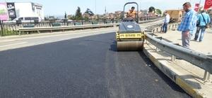 Trabzon'da 4 ilçedeki yollar 2,5 milyon TL maliyetle bakıma alınıyor