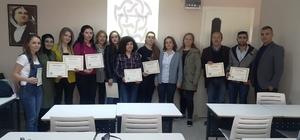 Süleymanpaşa Belediyesi'nin ilkyardım eğitimleri