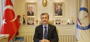 Başkan Tahmazoğlu'ndan halk oylaması için teşekkür